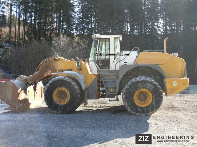 2004 Liebherr  564 L Construction machine Wheeled loader photo