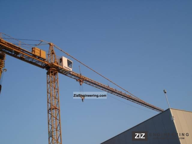 1994 Liebherr  71EC22/36 Construction machine Construction crane photo