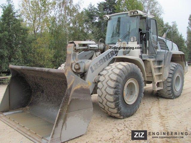 2007 Liebherr  566 2 +2 Construction machine Wheeled loader photo
