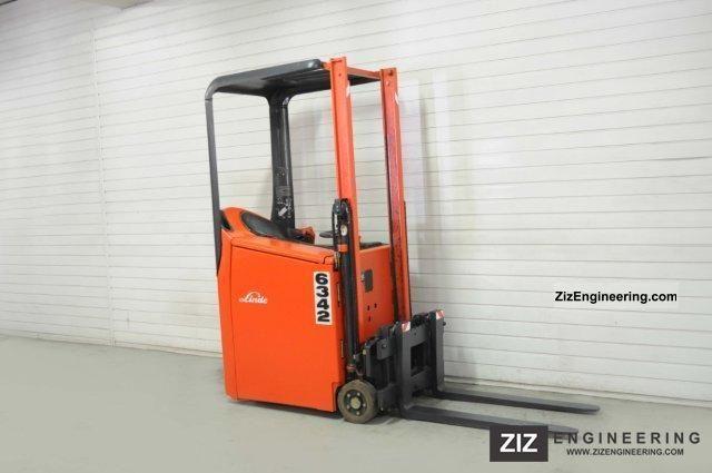 2002 Linde  E10 SX 1600, 4617Bts ONLY! Forklift truck Front-mounted forklift truck photo