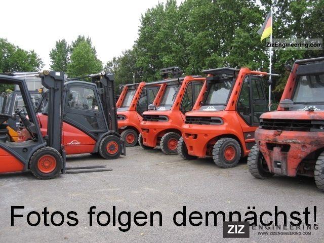 2004 Linde  E 15 Z - 02 Forklift truck Front-mounted forklift truck photo