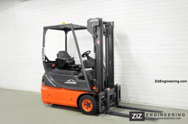 2006 Linde  E 14-02, SS, 2047Bts ONLY! Forklift truck Front-mounted forklift truck photo