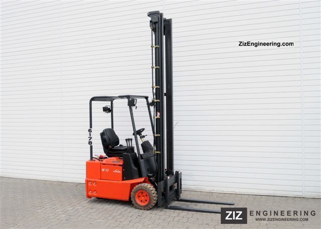 2005 Linde  E 12 Z-02, SS, 17Bts ONLY! Forklift truck Front-mounted forklift truck photo