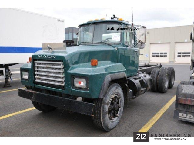 Mack Rd 690 S 6x4 1998 Standard Tractor Trailer Unit