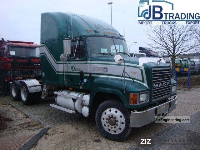 Mack CH 613 E7-427 1998 Standard tractor/trailer unit Photo
