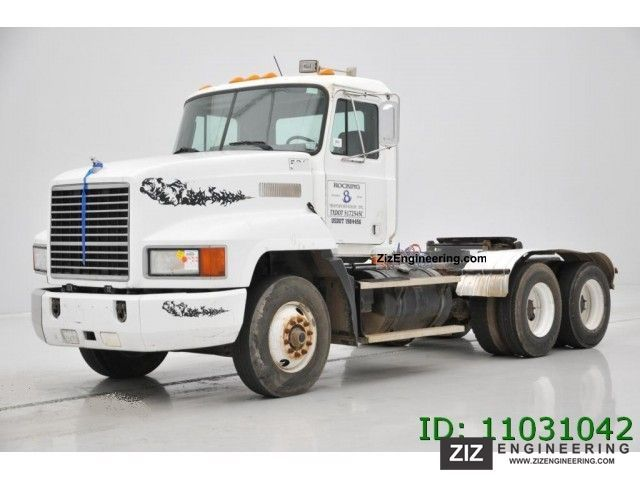 Mack Ch 613 6x4 On Camelback 1996 Standard Tractor Trailer Unit Photo And Specs