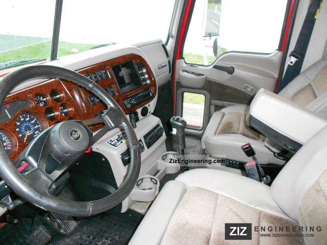 Mack Cx 613 6x4 Vision Spain 2004 Standard Tractor Trailer
