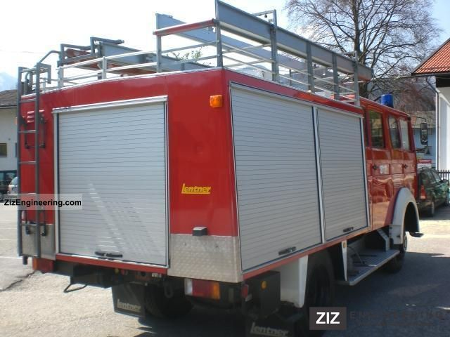 magirus deutz iveco magirus fire aw 90 16 1989 other. Black Bedroom Furniture Sets. Home Design Ideas