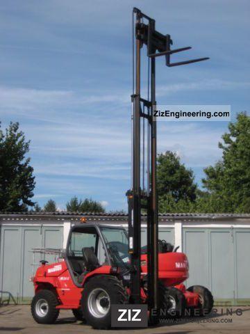 2000 Manitou  Terrain forklift MANITOU max M26-2. Height: 6.75m Forklift truck Rough-terrain forklift truck photo