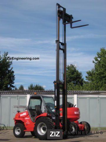 2000 Manitou  Terrain forklift MANITOU max M26-2. Height: 6.75m Forklift truck Other forklift trucks photo
