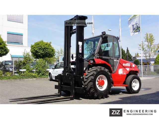 2002 Manitou  MC 40 Powershift Forklift truck Rough-terrain forklift truck photo