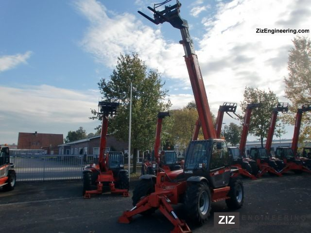 2005 Manitou  EZ METER 1335 SL 2005 13 !!!!! Forklift truck Telescopic photo