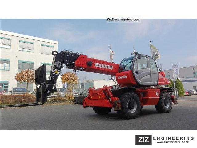 Manitou Mrt 2540 Privilege Radio Rc T 220 V 2011 Telescopic