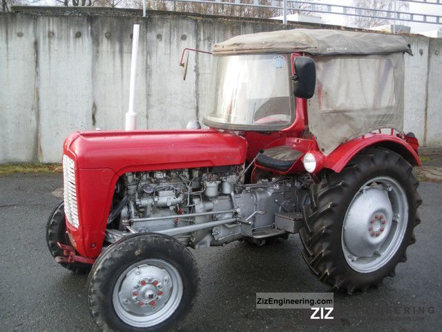 massey ferguson fe 35 1961 agricultural tractor photo and. Black Bedroom Furniture Sets. Home Design Ideas