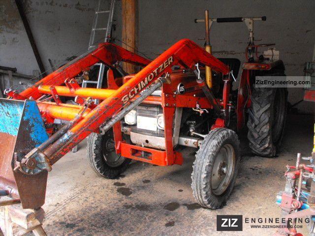 Massey Ferguson 135 Specs : Massey ferguson agricultural tractor photo and specs