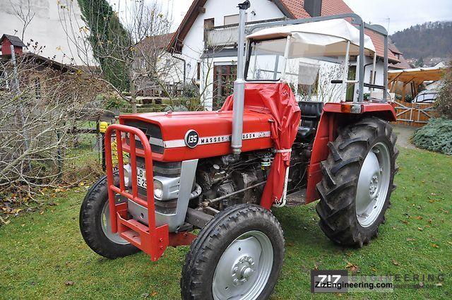 Massey Ferguson 135 Specs : Massey ferguson mf agricultural tractor photo and