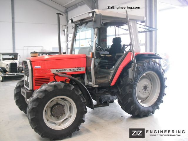 1992 Massey Ferguson  3060 four-wheel 40 km / h Tyres 70-80% Agricultural vehicle Tractor photo