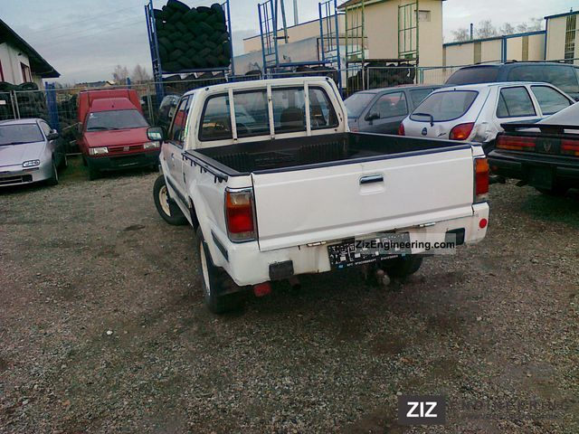 mazda b 2500 pickup 4wd 1998 stake body truck photo and specs. Black Bedroom Furniture Sets. Home Design Ideas