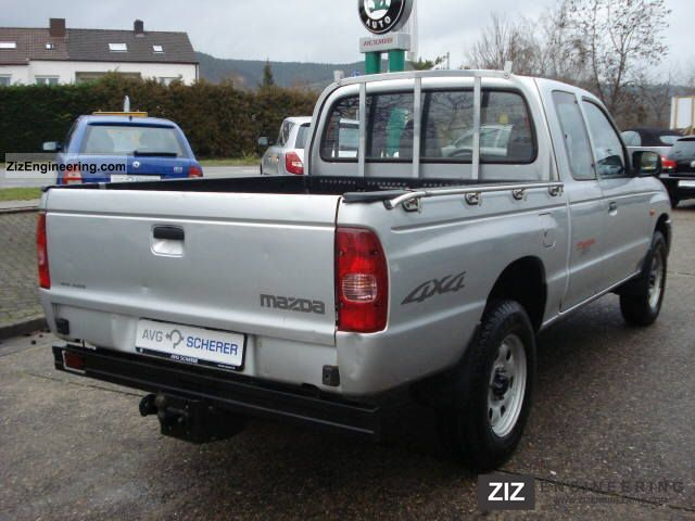 mazda bt-50 xl-cab 2.5 td topland 2004 other vans/trucks up to 7