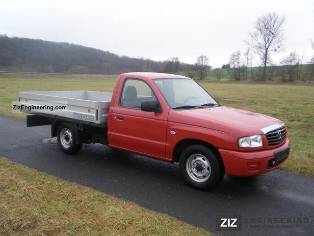 Mazda B 2500 M Midlands 4x2 Pick Up 11 000 Original