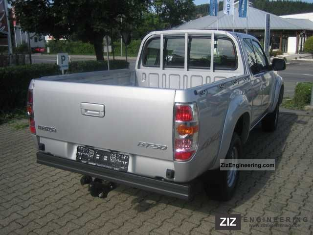 2010 Mazda  BT-50 L-Cab 2.5l diesel Midlands Van or truck up to 7.5t Stake body photo