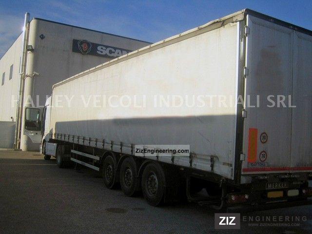 2007 Merker  M300 01 OY Semi-trailer Other semi-trailers photo