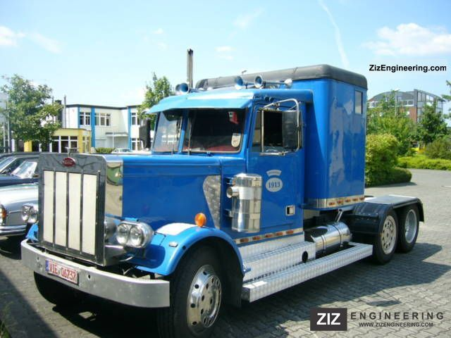1975 Peterbilt  \ Semi-trailer truck Other semi-trailer trucks photo