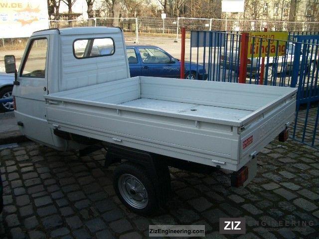 piaggio ape tm 703 diesel truck light truck registration. Black Bedroom Furniture Sets. Home Design Ideas