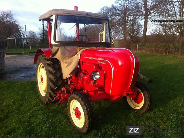 1959 Porsche  218 Agricultural vehicle Tractor photo