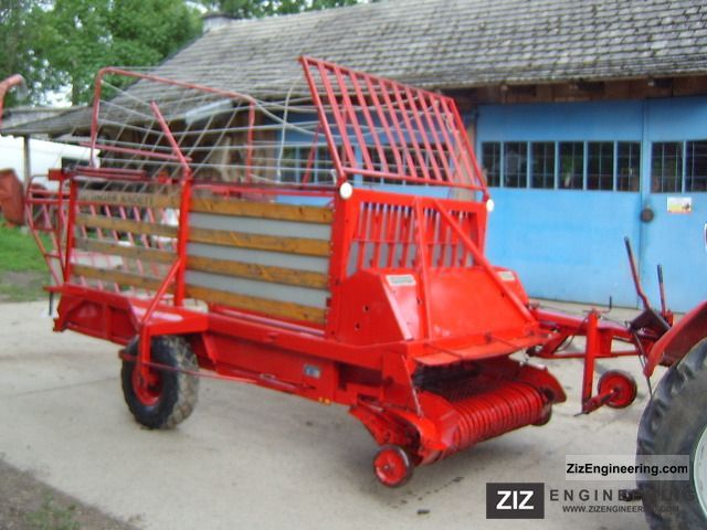 2011 Pottinger  Pöttinger KADETT transport Agricultural vehicle Haymaking equipment photo
