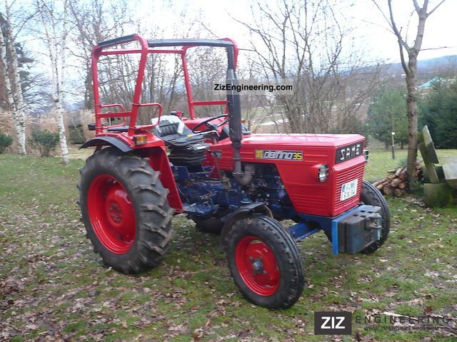 Same Delfino 35 2 Rm 1978 Agricultural Tractor Photo And Specs