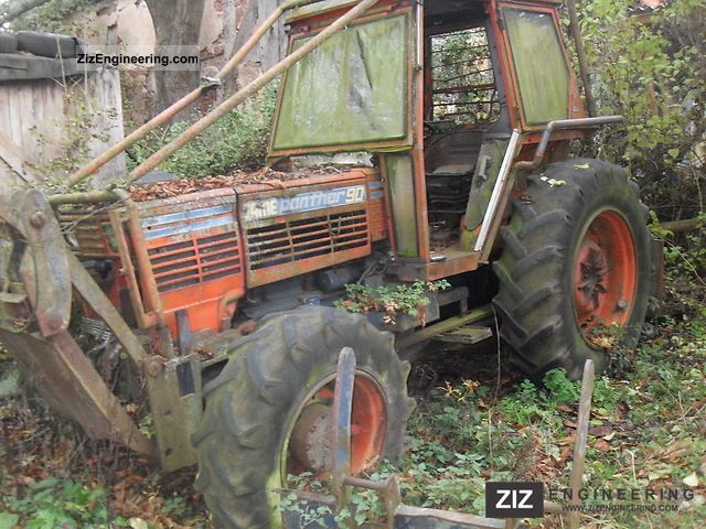 Same Tractor 90 : Same panthers dt wheel tractor forestry