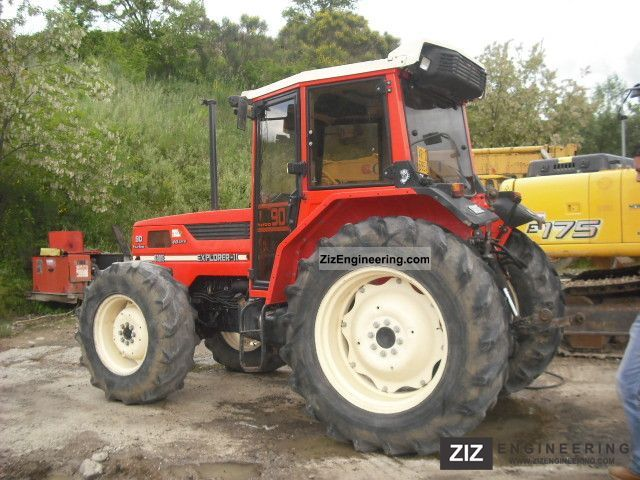 Same Tractor 90 : Same explorer air cond agricultural farmyard