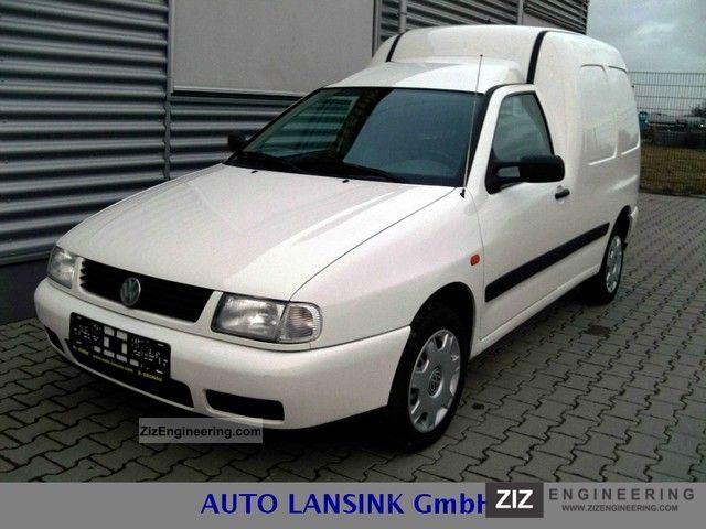 2000 Seat  Inca Van or truck up to 7.5t Box-type delivery van photo