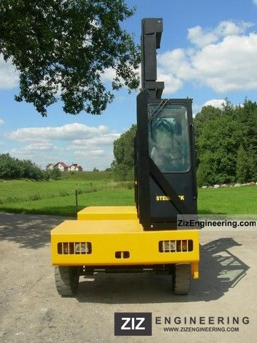 1996 Steinbock  Boss 556-5C1 Forklift truck Side-loading forklift truck photo