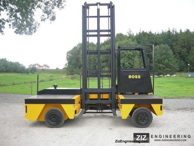 2001 Steinbock  Boss 336h Forklift truck Side-loading forklift truck photo