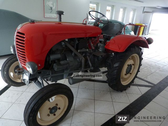 1959 Steyr  T86 Vintage Tractor Agricultural vehicle Tractor photo