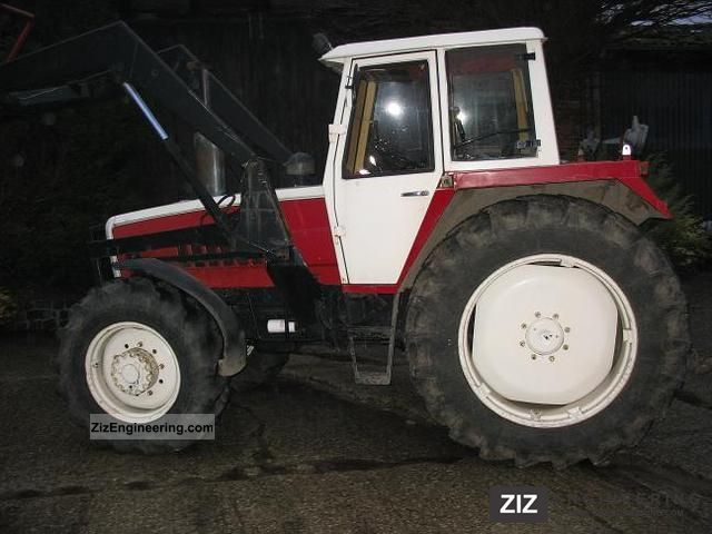 1981 Steyr  8100 Agricultural vehicle Tractor photo