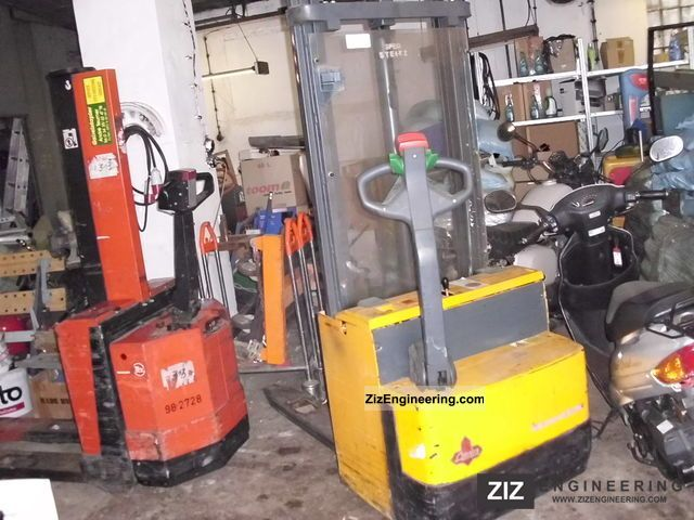 2002 Still  Ant Forklift truck High lift truck photo