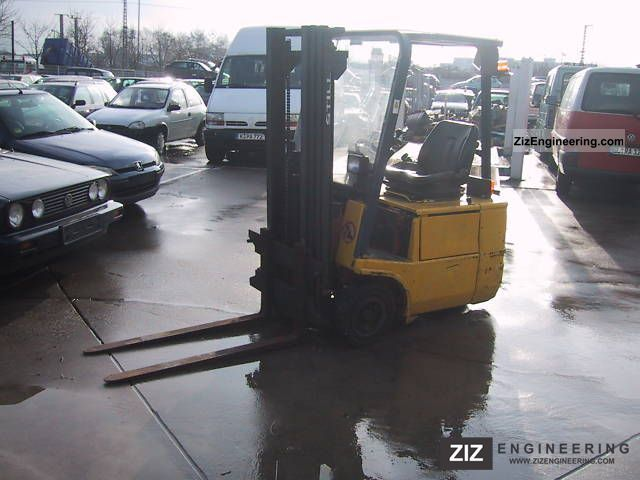 2000 Still  R50-15 Forklift truck Front-mounted forklift truck photo