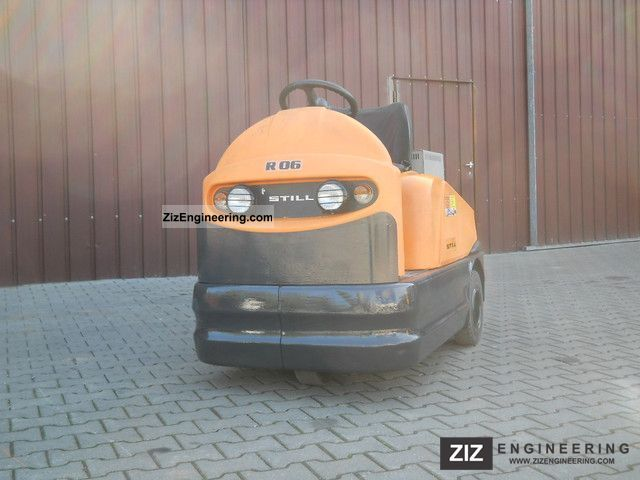 1999 Still  EFZ R 06-06 tractor, tractor, rank Schierer Forklift truck Other forklift trucks photo