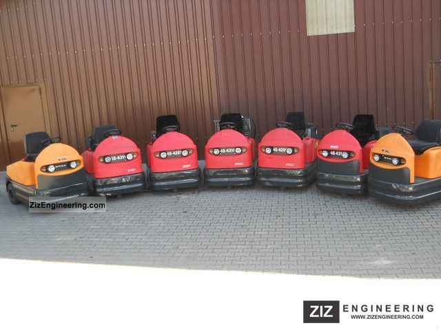 2000 Still  EFZ R 06-06 tractor, tractor, rank Schierer Forklift truck Other forklift trucks photo