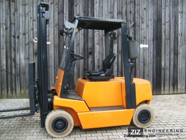 1991 Still  R70-20 Forklift truck Front-mounted forklift truck photo