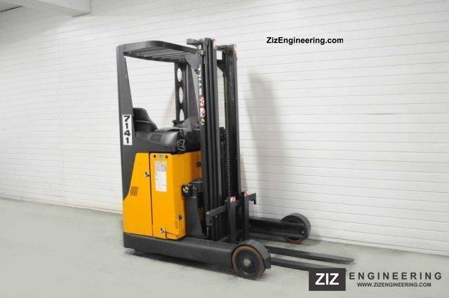 2005 Still  FM 12 P, TRIPLEX, 4468Bts ONLY! Forklift truck Reach forklift truck photo