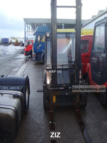 2004 Still  R70-16G Forklift truck Front-mounted forklift truck photo