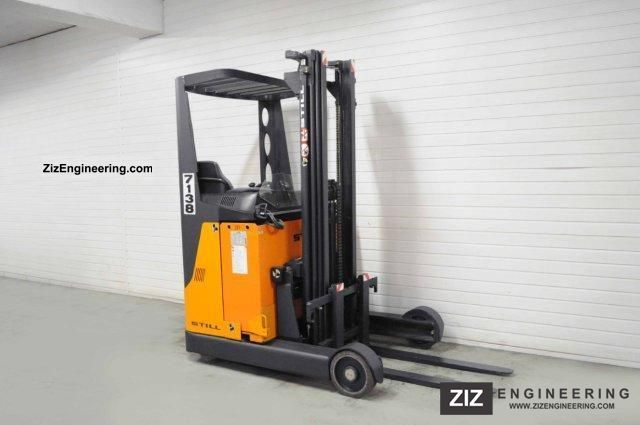 2006 Still  FM 12 I, TRIPLEX, 2462Bts ONLY! Forklift truck Reach forklift truck photo