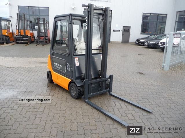 2006 Still  R70-16 N Forklift truck Front-mounted forklift truck photo