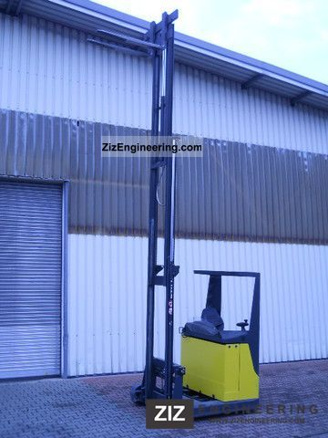2003 Still  FM 12I Electric Reach Truck Forklift truck Reach forklift truck photo
