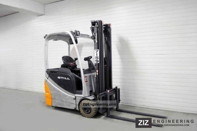 2006 Still  RX 20-16, SS, TRIPLEX, 8247Bts! Forklift truck Front-mounted forklift truck photo