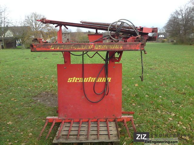 2011 Strautmann  Hydrofox HV Silage Agricultural vehicle Other substructures photo